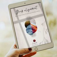 ipad with exclusive brand coaching package