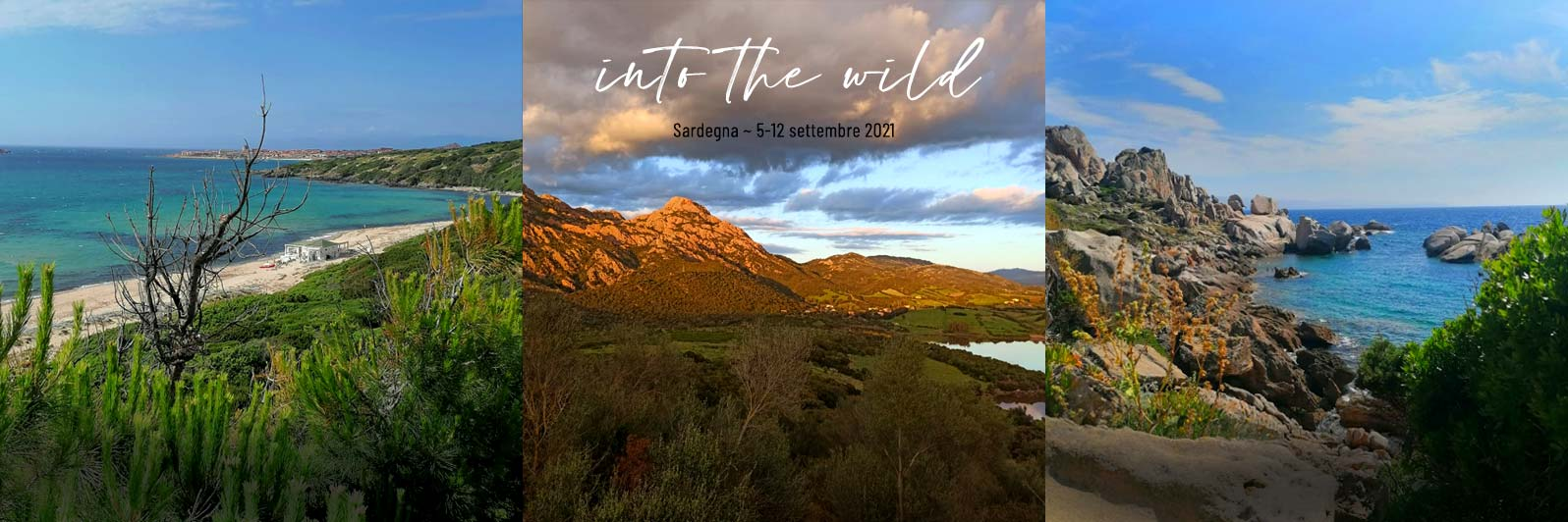 sardegna sea and mountain images into the wild flyer